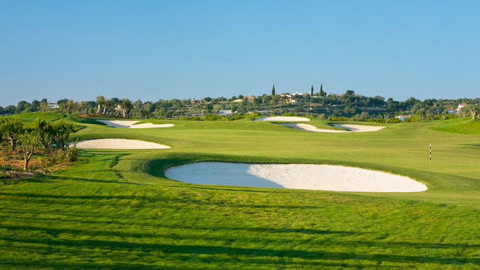 Portugal Golf Courses | Amendoeira O'Connor Jnr. - Photo 2 Teetimes
