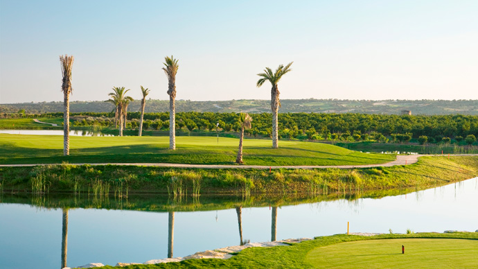 Portugal Golf Courses | Amendoeira O'Connor Jnr. - Photo 4 Teetimes