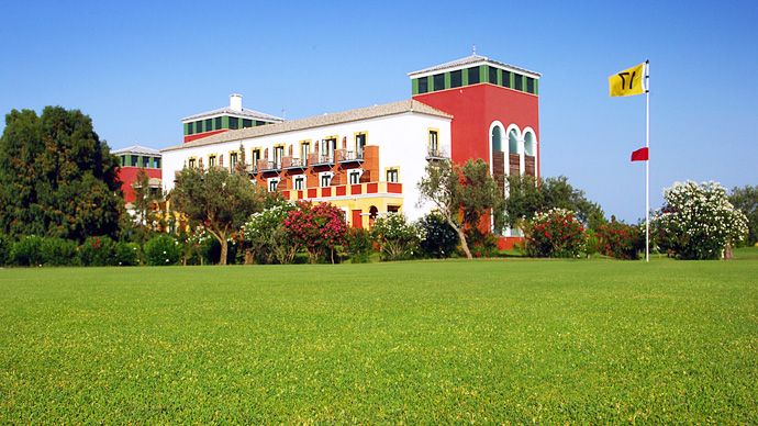 Spain Costa de la luz Golf Isla Canela Golf Course Teetimes