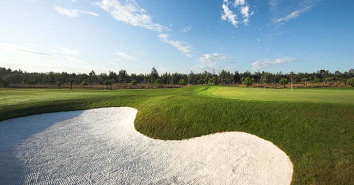 Portugal Golf Courses  Bom Sucesso Golf Guardian Teetimes