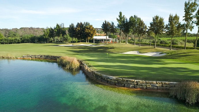 Portugal Golf Quinta do Lago Golf Delight Two Teetimes